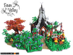 Faun Valley - The Shrine by Toltomeja