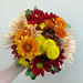 Orange Harvest Bouquet