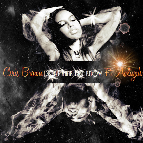 Chris Brown - Don t Think They Know Ft  AaliyahChris Brown They Dont Know Cover