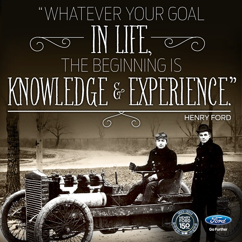 Henry Ford 150th Ford Motor Company Flickr