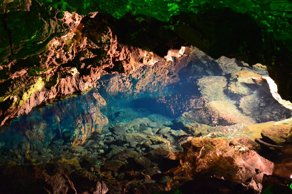 The tunnel of atlantis tunel de la atlantida el tunel de flickr - Se puede banar en los jameos del agua ...