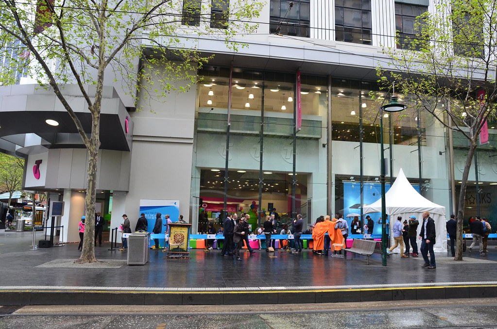 Telstra Iphone  Outright