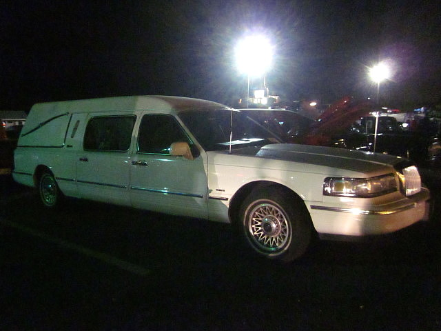 1992 Lincoln Superior Hearse Motor Menders Cruise Night M Flickr