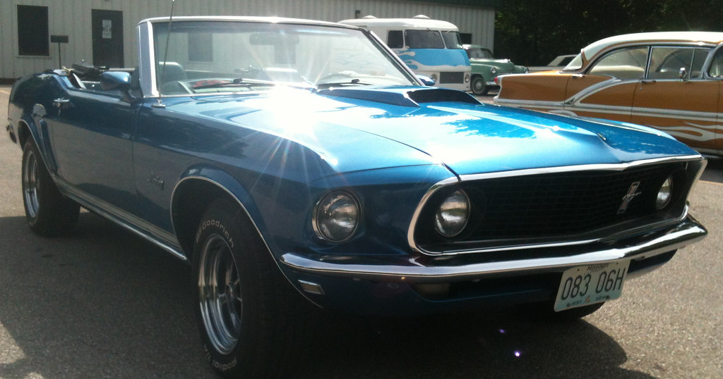 1969 mustang convertible for sale 1969 ford mustang gt c flickr. Black Bedroom Furniture Sets. Home Design Ideas