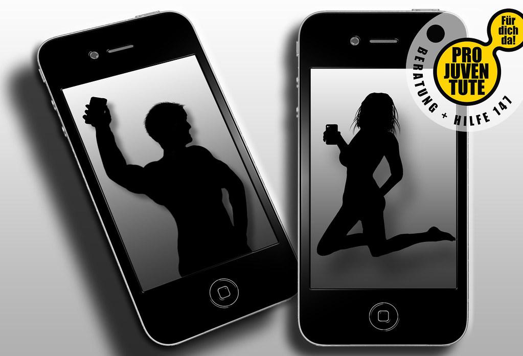 Sexting für online-dating