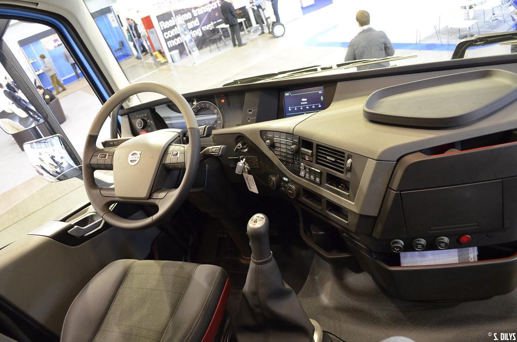 Volvo Fh 460 Euro 6 Lt Pavlovič Ir Ko Simas Dilys
