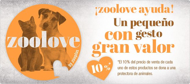 Zoolove de Zooplus
