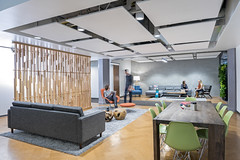 Twitter HQ: Common space