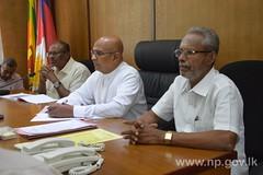 Meeting on Strategic City Development Project