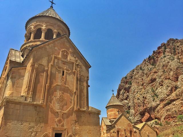 Monasterio de Noravank (Armenia)