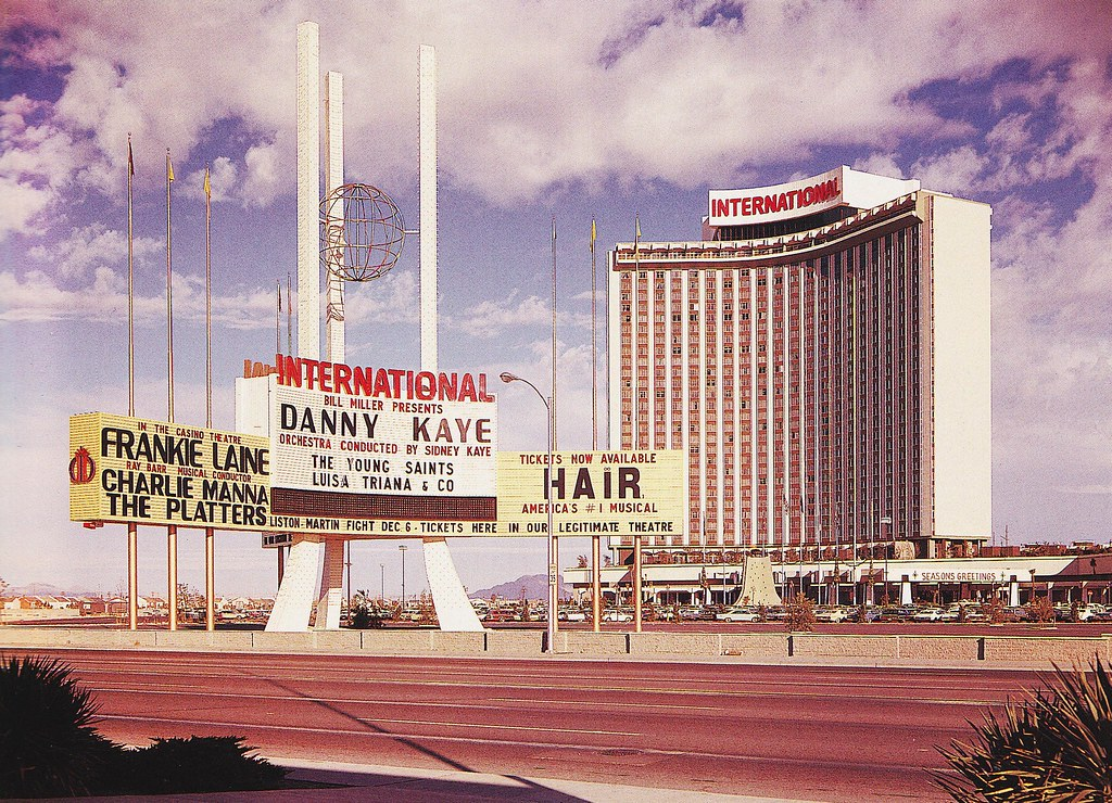Old Vegas Hotel Names