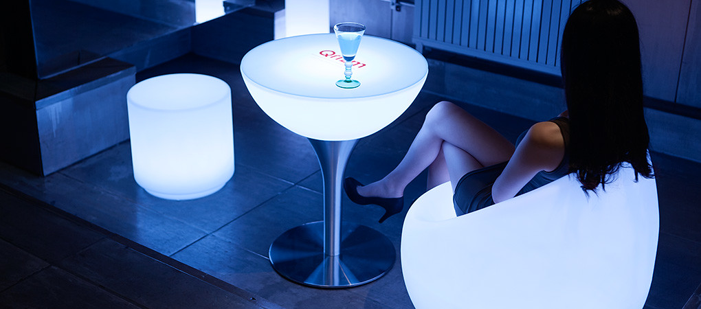 큐리즘 감성조명 테이블  큐리즘에서 선보이는 LED감성 조명 ...