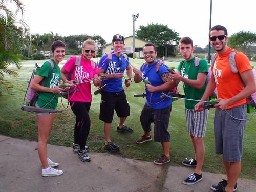 ILSC-Brisbane ボランティア1
