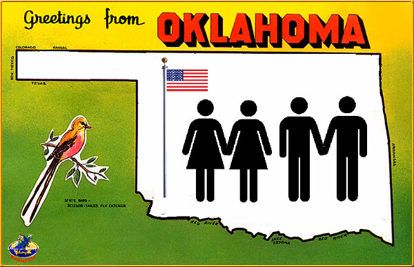Judge Oklahoma Same Sex Marriage Is Ok Mike Licht