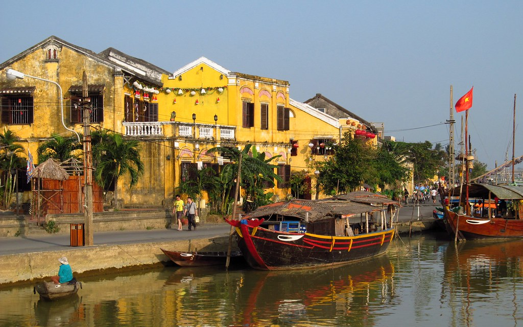 City Of Hoi An Has Exceptional Vietnam Charm