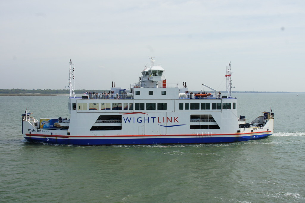 Car Ferry From Doolin To Aran Islands