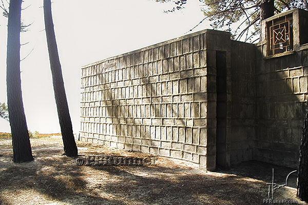 Maison de vacances ghisonaccia corse 1972 par roland for Architecte 3d 2001