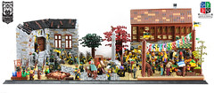 Ainsford 'Red Elm' Market - Overview by Ayrlego