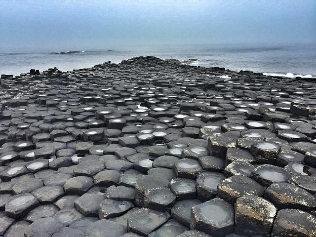 Calzada del Gigante (Irlanda del Norte)