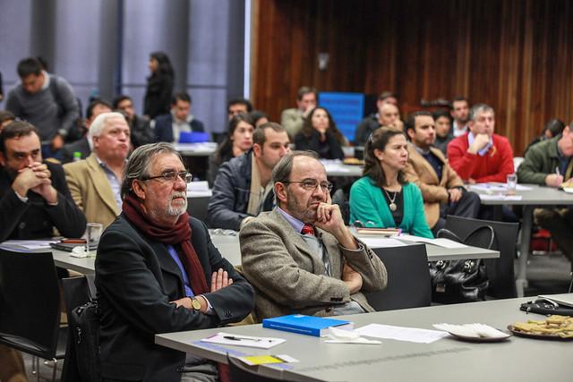 """Seminario """"Del cobre a la innovación: Roadmap Tecnológico de minería 2015-2035"""""""