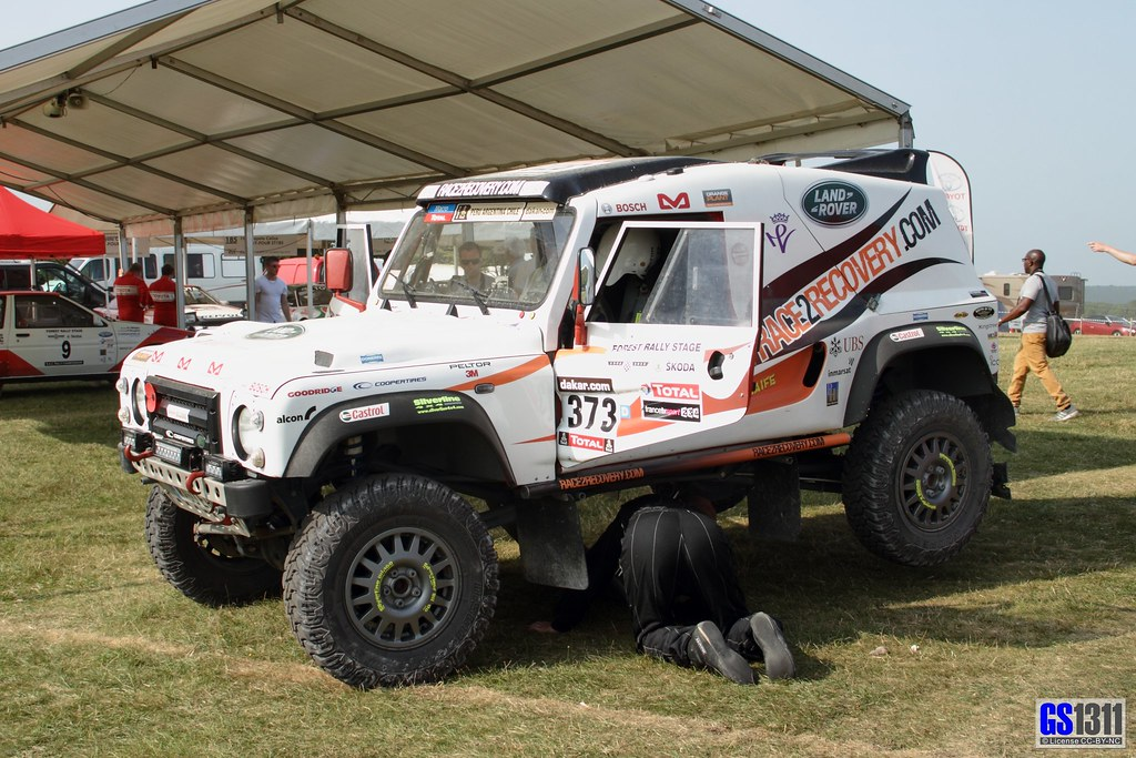 Land Rover Rally Cars For Sale
