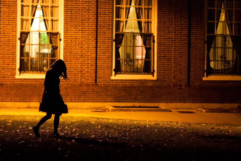 A Girl Walks Home Alone At Night Conflict Kitchen Pittsburgh