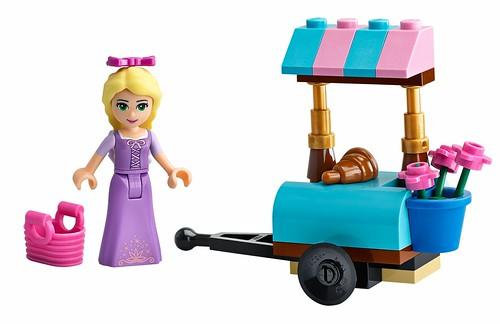 30116 Rapunzel's Market Visit