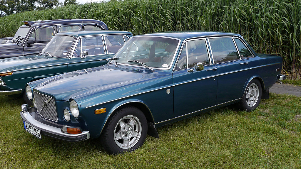 Volvo 164 E Us Version 1972 73 1972 Was The Only Year