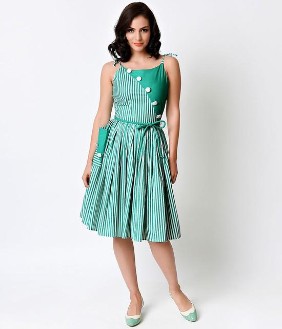 unique vintage hamilton dress