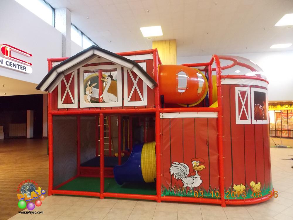 Ihram Kids For Sale Dubai: Barn Themed Commercial Indoor Playground Shopping Center