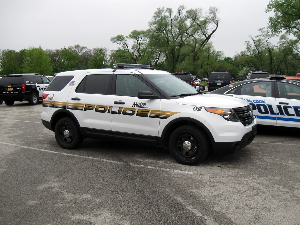 New Police Cars For Sale