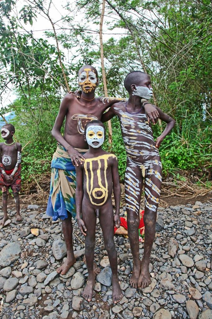 Ethiopia-The-Omo-Valley-Surma-Tribe-024  Dimitra Stasinopoulou  Flickr-9570
