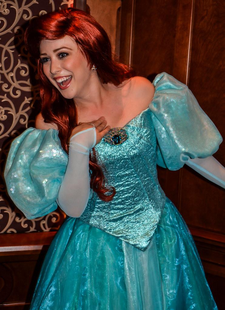 Princess Ariel - New D...