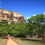 Sigiriya Rock Temple, Sri Lanka