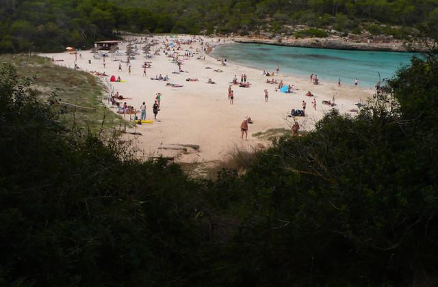 Cala Mondrago beach | Trip to Palma and Cala Egos, Sept 2013… | By: Katchooo | Flickr - Photo ...