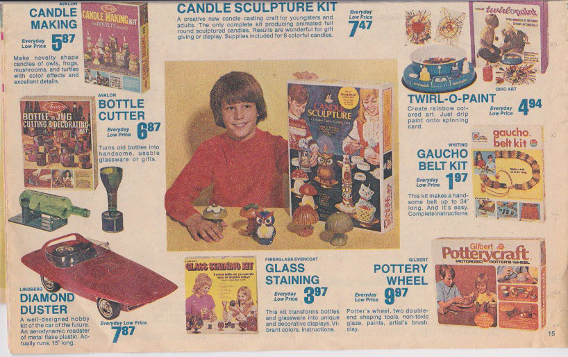"Toys ""R"" Us Christmas supplement, 1972 