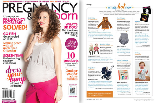 Pregnancy and Newborn magazine