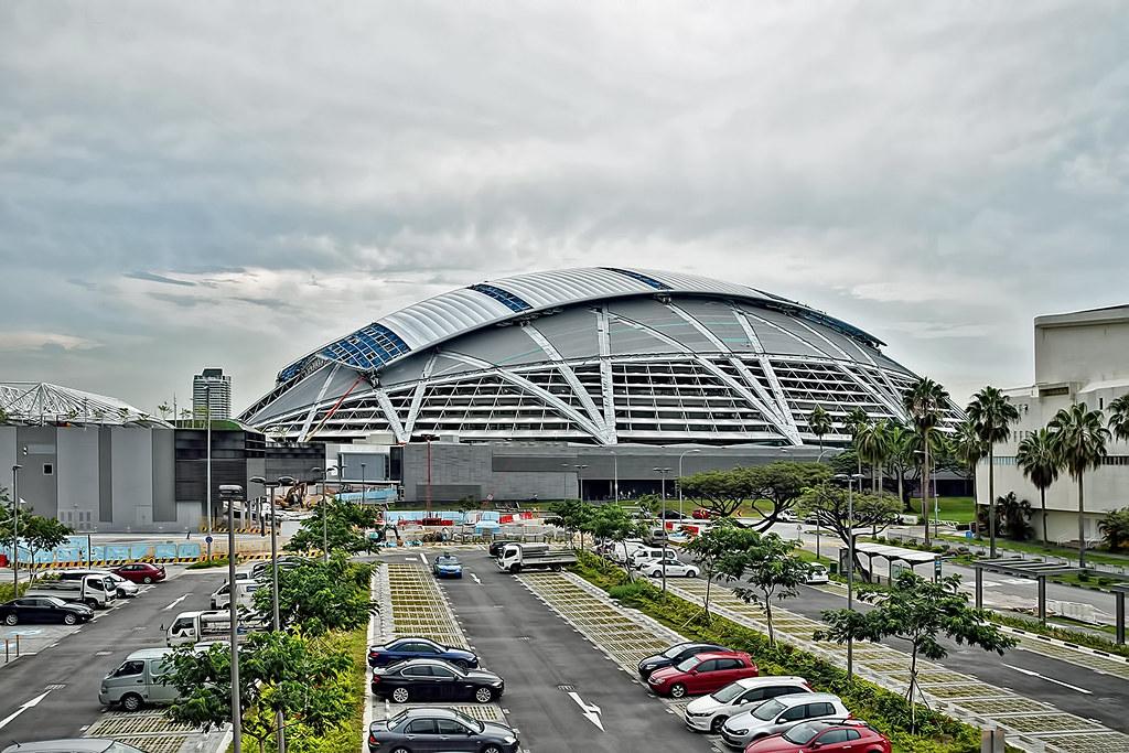 singapore sports hub essay