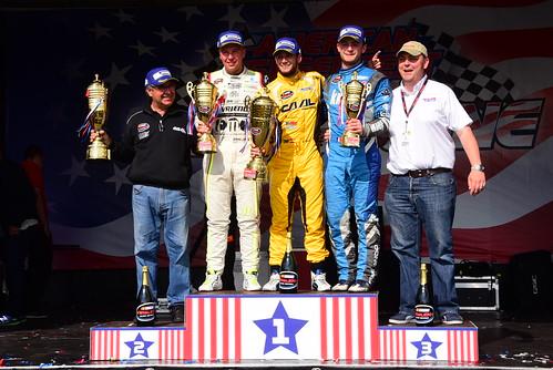 Salvador Tineo, Stienes Longin, Thomas Ferrando, Nascar Whelen Euro Series, American SpeedFest IV, Brands Hatch 2016