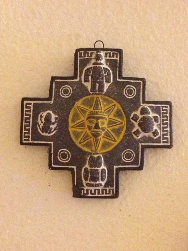 inca cross tattoo - photo #11