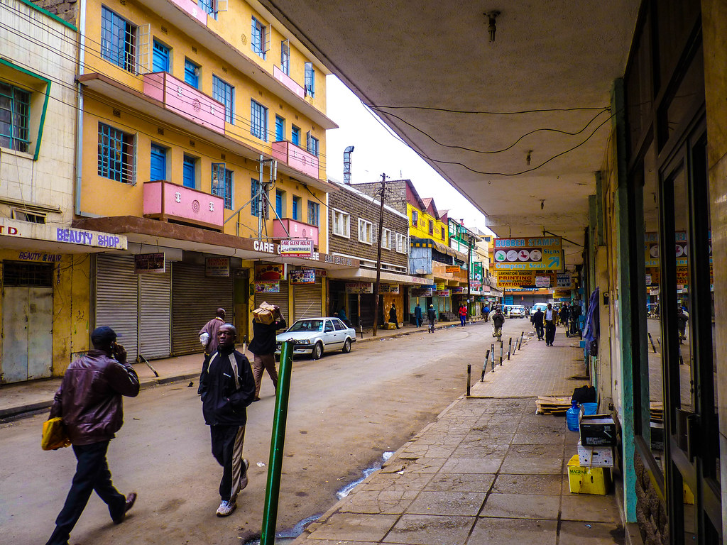 Nairobi free online dating