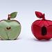 Origami Apple