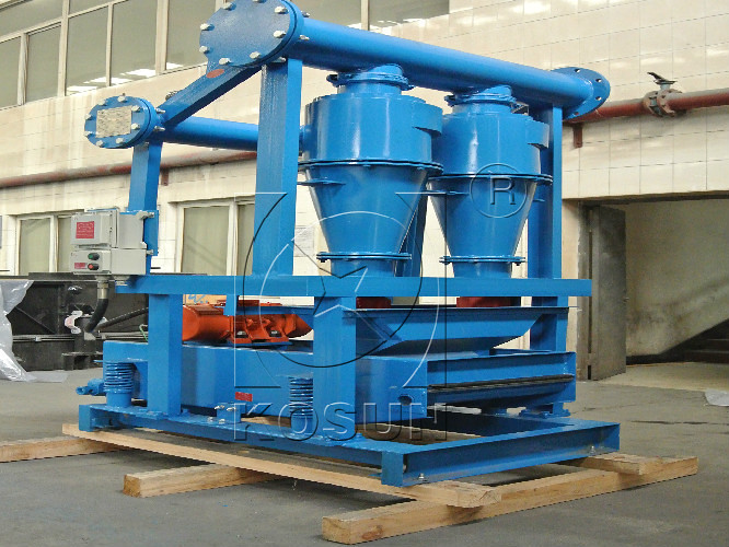 kosun solids control equipment are the Founded in 1992, xi'an kosun machinery manufacturing co, ltd (short for kosun) is located in xi'an, china, one of four ancient capitals in the world, and is one of the earliest manufacturers in solids control equipments and separating machines in china.