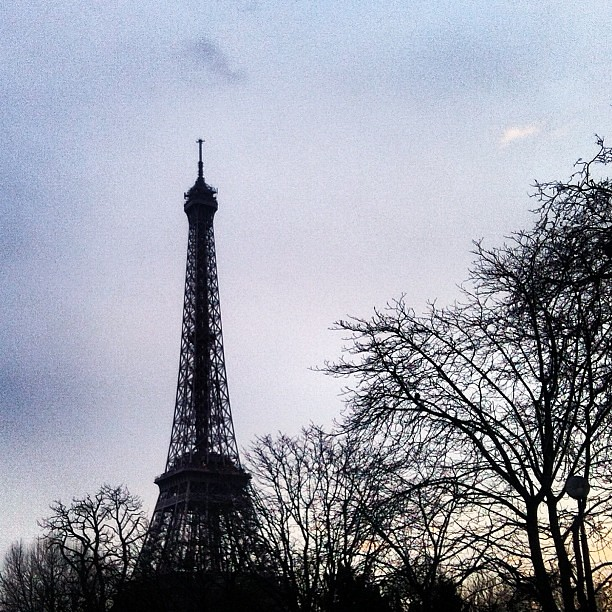 #eiffeltower #travel #paris #weekend #projecthappiness