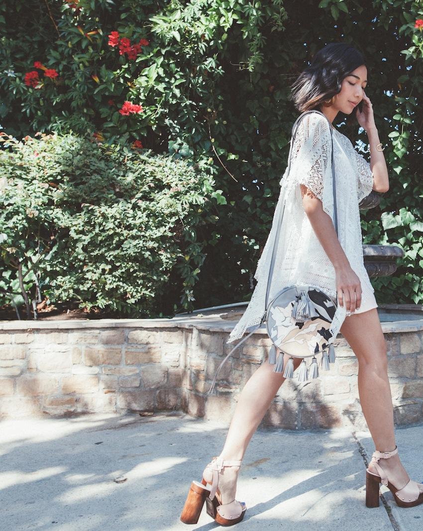 White Lace | HONEY & SILK