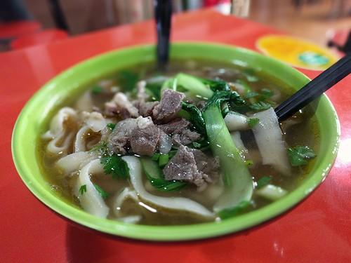 Lamb noodle