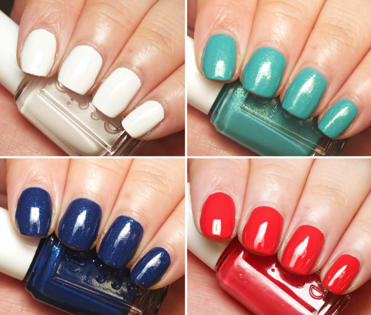 summer survival supplies essie summer minis (2)