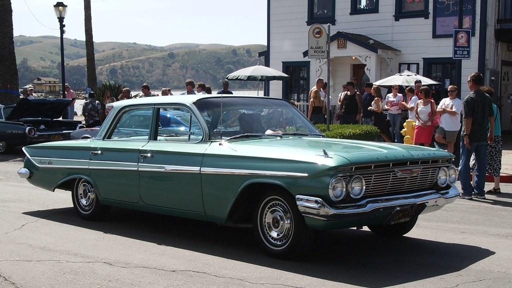 4 Door Sedan >> 1961 Chevrolet Impala 4 Door Sedan 'AWM 213' | Photographed … | Flickr