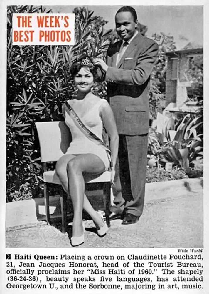 Vintage Look magazine,