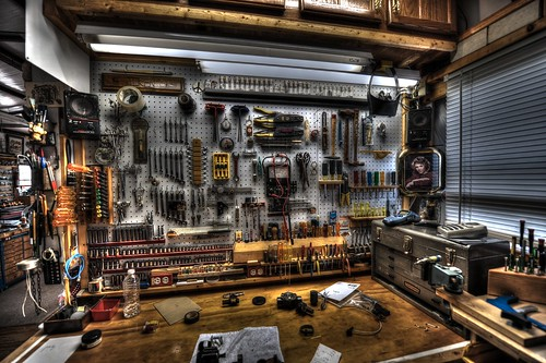 Small Assembly Workbench 42 Quot High Flickr Photo Sharing
